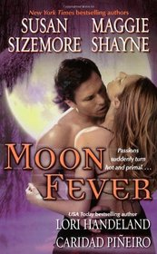 Moon Fever: Tempting Fate / The Darkness Within / Cobwebs Over the Moon / Crazy for the Cat