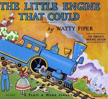 The Little Engine That Could : Original Classic Edition (Little Engine That Could)