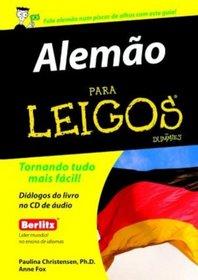 Alemão Para Leigos (Em Portuguese do Brasil)