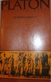Platon: [Jubilaumsausgabe samtlicher Werke zum 2400. Geburtstag] (German Edition)