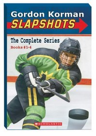 Slapshots: The Complete Series: Books #1-4