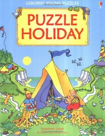 Puzzle Holiday (Young Puzzles Series)