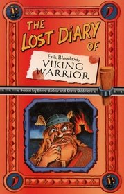 The Lost Diary of Erik Bloodaxe, Viking Warrior (The Lost Diaries)