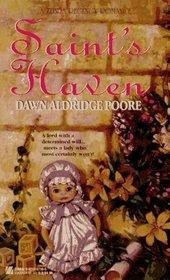 Saint's Haven (Zebra Regency Romance)