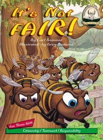 It's Not Fair! with CD Read-Along (Another Sommer-Time Story)