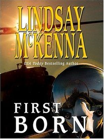 First Born (Wheeler Large Print Compass Series)