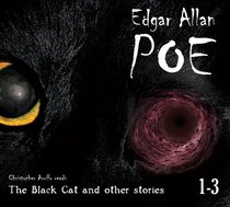 Edgar Allan Poe Audiobook Collection 1-3: The Black Cat and Other Stories