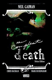 The Complete Death Deluxe HC