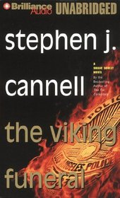 The Viking Funeral (Shane Scully, Bk 2) (Audio CD) (Unabridged)