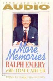 More Memories  (Audio Cassette) (Abridged)