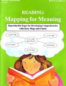 Reading: Mapping for Meaning, Book 2: Grades 3-4 (Book 2)