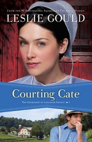 Courting Cate (Courtships of Lancaster County, Bk 1)