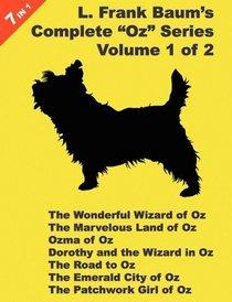 7 Books in 1: L. Frank Baum's