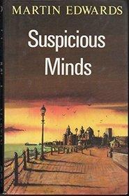 Suspicious Minds (Harry Devlin, Bk 2)