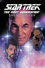Star Trek Classics: The Next Generation - Enemy Unseen