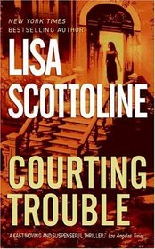 Courting Trouble (Rosato and Associates, Bk 9)
