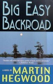 Big Easy Backroad (St. Martin's Minotaur Mysteries)