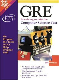 Gre Practicing to Take the Computer Science Test
