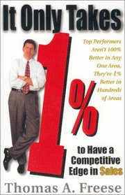 It Only Takes 1% to Have a Competitive Edge in Sales