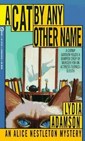 A Cat by Any Other Name (Alice Nestleton, Bk 5)