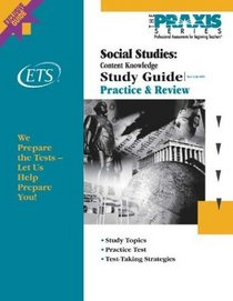 Social Studies: Content Knowledge (Praxis Study Guides)