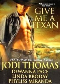 Give Me A Texan