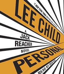 Personal (Jack Reacher, Bk 19) (Audio CD) (Abridged)