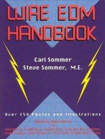 Wire EDM Handbook