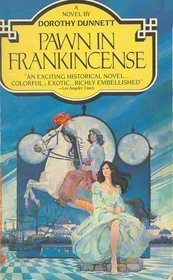 Pawn in Frankincense (Lymond Chronicles, 4)