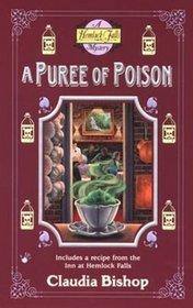 A Puree Of Poison (Hemlock Falls, Bk 11)