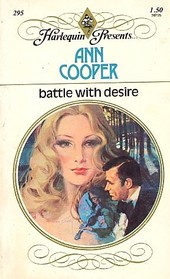 Battle With Desire (Harlequin Presents # 295   )