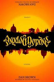 Angels & Demons (Robert Langdon, Bk 1) (Large Print)