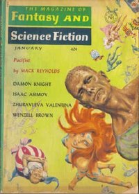 The Magazine of Fantasy and Science Fiction, January 1964 (Volume 26, No. 1)