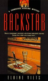 Backstab (Francesca Vierling, Bk 1)