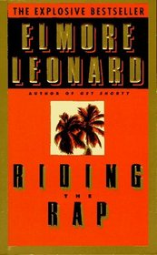 Riding the Rap (Raylan Givens, Bk 2)