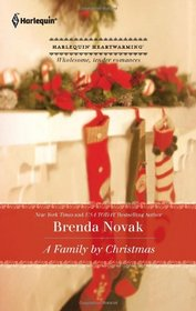 A Family by Christmas (Harlequin Heartwarming, No 32)