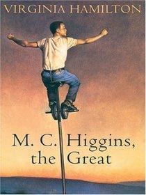 M.c. Higgins, The Great (Thorndike Press Large Print Literacy Bridge Series)