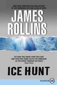 Ice Hunt (Larger Print)