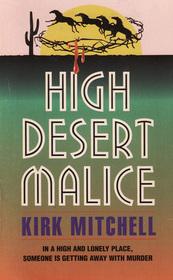 High Desert Malice (Dee Laguerre, Bk 1)
