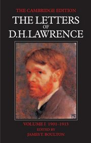 The Letters of D. H. Lawrence 8 Volume Paperback Set (The Cambridge Edition of the Letters of D. H. Lawrence)
