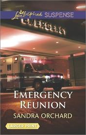 Emergency Reunion (Love Inspired LP Suspense)
