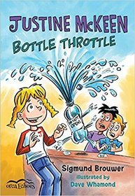 Justine Mckeen, Bottle Throttle (Orca Echoes)