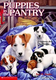 Puppies in the Pantry (Animal Ark, Bk 3)
