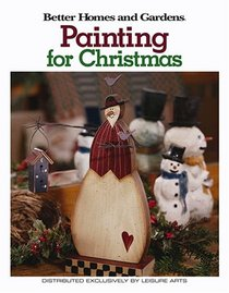 Painting for Christmas (Leisure Arts #22601)