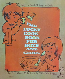 Lucky Cook Book for Boys and Girls