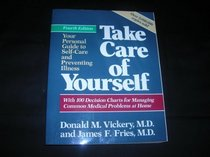 Take care of yourself: Your personal guide to self-care & preventing illness