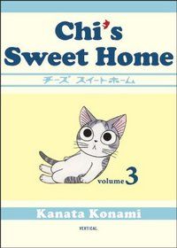 Chi's Sweet Home, Vol 3