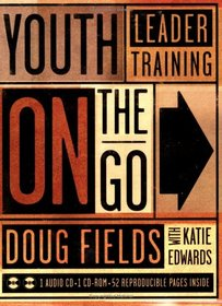 Youth Leader Training on the Go with CDROM and CD (Audio)