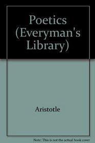 Aristotle's Poetics; Demetrius on Style; Longinus on the Sublime