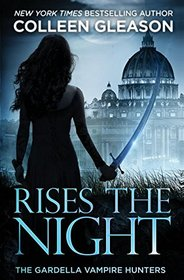 Rises the Night: Victoria Book 2